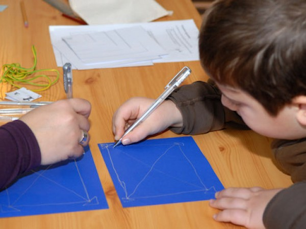 Mirror Symmetry Art Activities